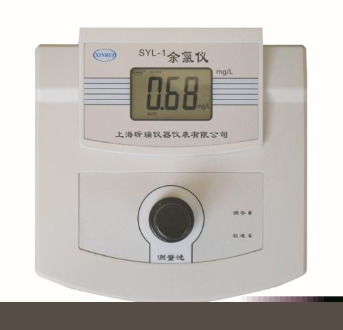 上海昕瑞二氧化氯测定仪SYL-2