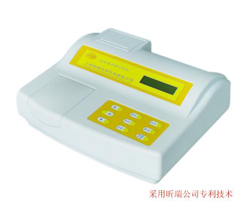 上海昕瑞多参数水质分析仪(2参数)SD9022