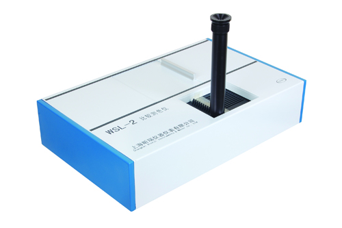 上海昕瑞比较测色仪WSL-2