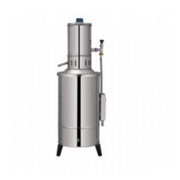 上海申安不锈钢电热蒸馏水器YA.ZD-5