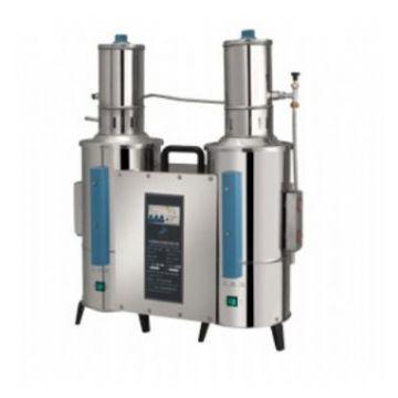 上海申安不锈钢电热重蒸馏水器ZLSC-5