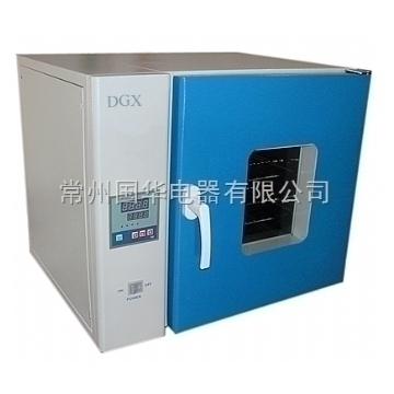 常州国华电⊙热恒温鼓风干燥箱DGX-5