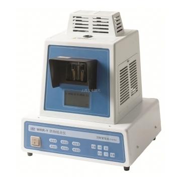 上海物光顯微熔點儀(藥物)WRR-Y