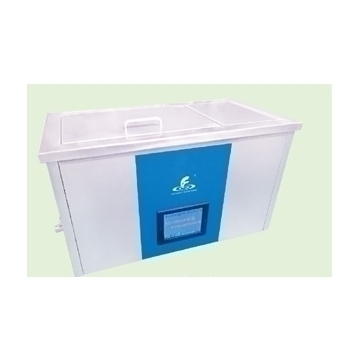 昆山禾创高频恒温数控超声波清洗器KH-300GTDV