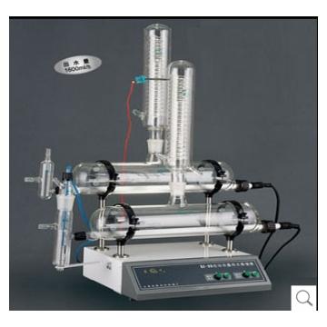 上海亚荣自动双重纯水蒸馏器SZ-93