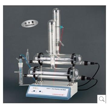 上海亚荣自动双重纯水蒸馏器SZ-93-1