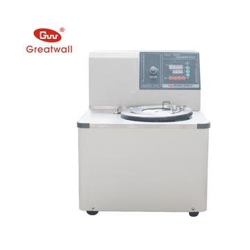郑州长城科工贸卧式低温(恒温)搅拌反应浴DHJF-8002