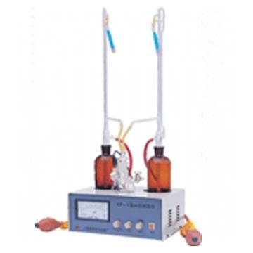 上海安亭电子水份测定仪KF-1