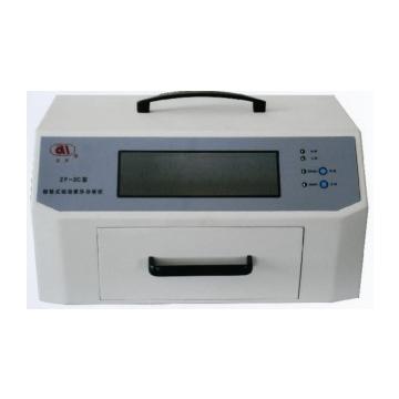 上海安亭电子暗箱式紫外分析仪ZF-2C
