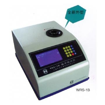 上海申光熔点仪(热值仪)系列WRS-1B(1A)
