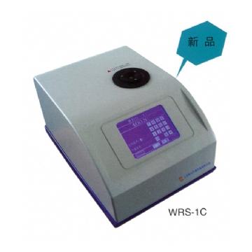 上海申光熔点仪(热值仪)系列WRS-1C