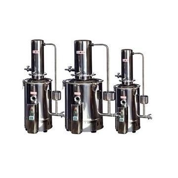 上海跃进不锈钢电热蒸馏水器HS·Z11·20-II(断水自控)