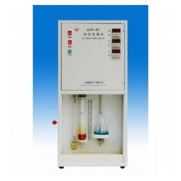 上海新嘉自动定氮仪(蒸馏器)KDN-DI