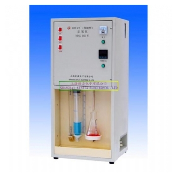 上海新嘉定氮仪(蒸馏器)KDN-A