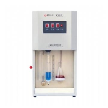 上海新嘉定氮仪(蒸馏器)KDN-BI