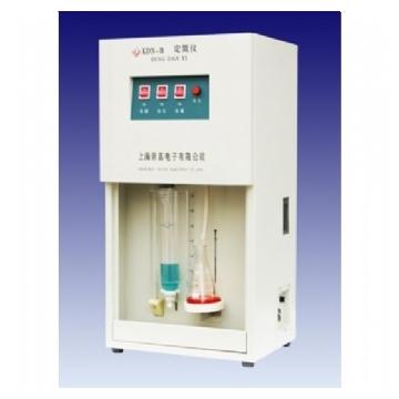 上海新嘉定氮仪(蒸馏器)KDN-B