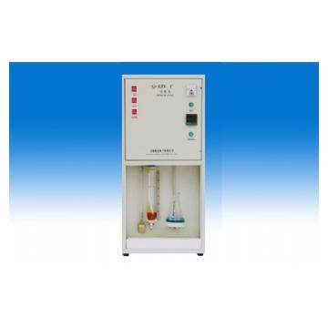 上海新嘉定氮仪(蒸馏器)KDN-C