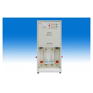 上海新嘉定氮仪(蒸馏器)KDN-AA