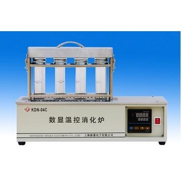 上海新嘉數顯溫控消化爐KDN-04C