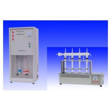 上海新嘉氮磷钙测定仪(双排消化炉)NPCa-02