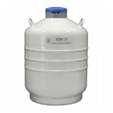 成都金凤液氮罐YDS-35-125