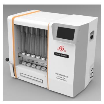 上海纤检粗纤维测定仪SLQ-202