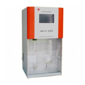 上海纤检定氮仪KDN-812