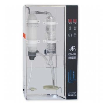 上海纤检定氮仪KDN-103F(节水型)
