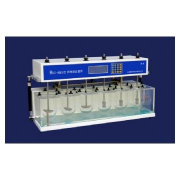 上海黄海药检六杯智能药物溶出度仪RCZ-6B3
