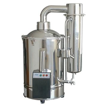 上海三申不锈钢电热蒸馏水器(断水自控)DZ20Z