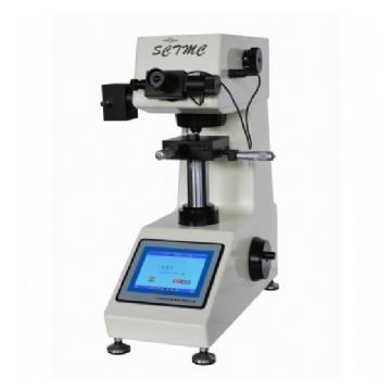 上海尚材数显触摸屏显微硬度计(自动转塔)XHV-1000