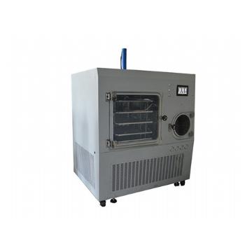 宁波新芝压盖型硅油加热系列冷冻干燥机SCIENTZ-100F