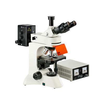 上海光学落射三目荧光显微镜XYG-320
