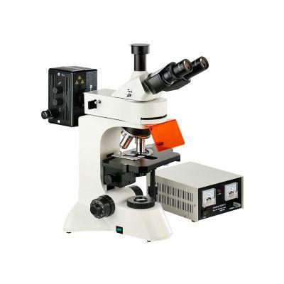 上海光学落射三目荧光显微镜XYG-200