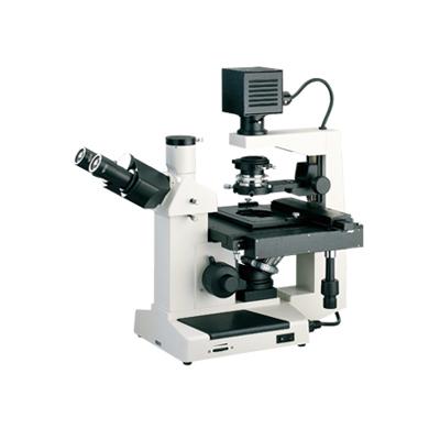 上海光学三目倒置生物显微镜XDS-2