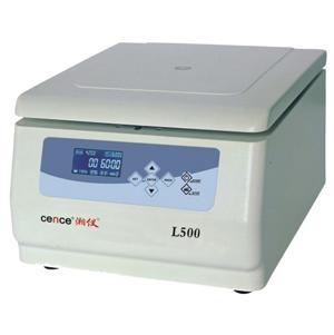 湖南湘仪台式低速自动平衡离心机L500