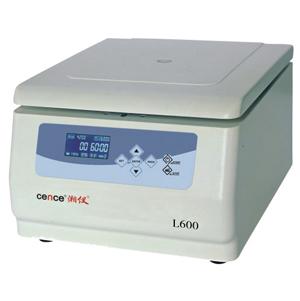湖南湘仪台式低速自动平衡离心机L600