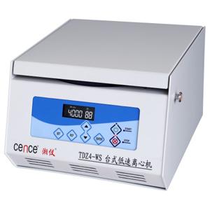 湖南湘仪台式低速自动平衡离心机TDZ4-WS