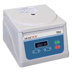湖南湘仪低速自动平衡离心机TD3(800B)