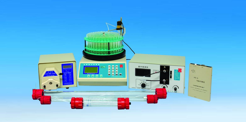 上海青浦滬西自動液相色譜分離層析儀MD99-2