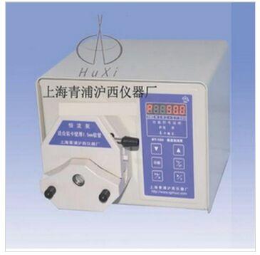 上海青浦沪西数显蠕动泵BT-100