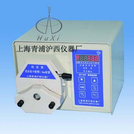 上海青浦沪西恒流泵(耐有机)BT-100N