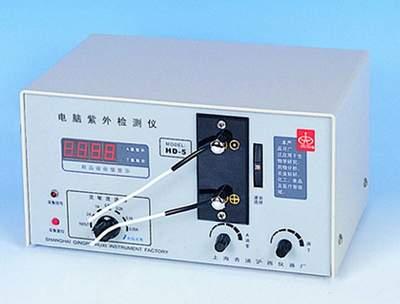 上海青浦沪西电脑紫外检测仪HD-5