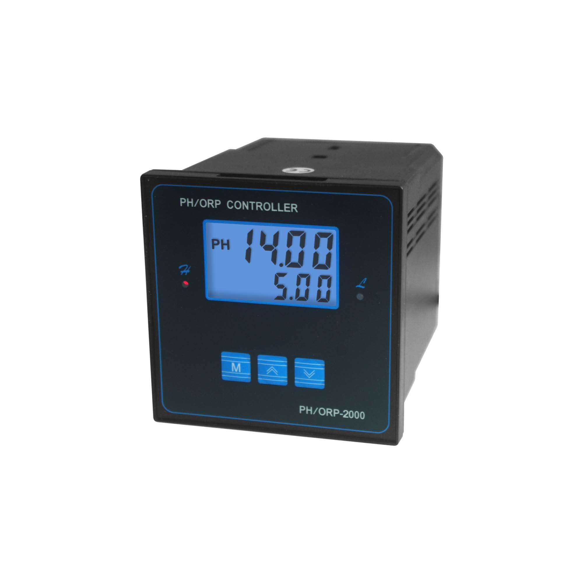 广州兰泰酸碱度/氧化还原控制器PH/ORP-2000