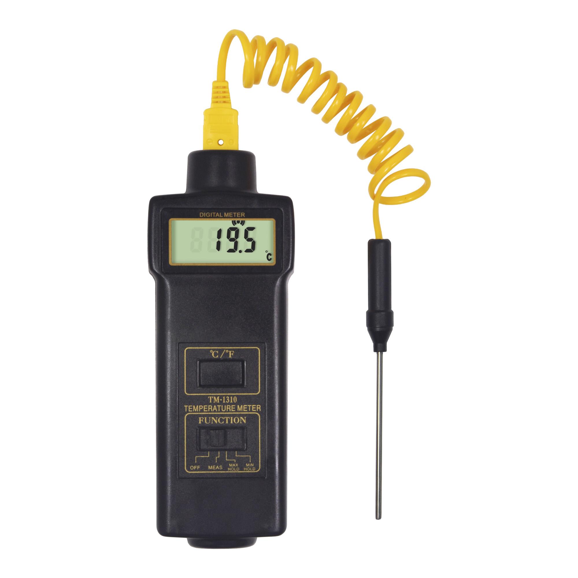 广州兰泰高精度温度表TM-1310