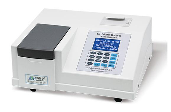 江苏盛奥华氨氮测定仪6B-50