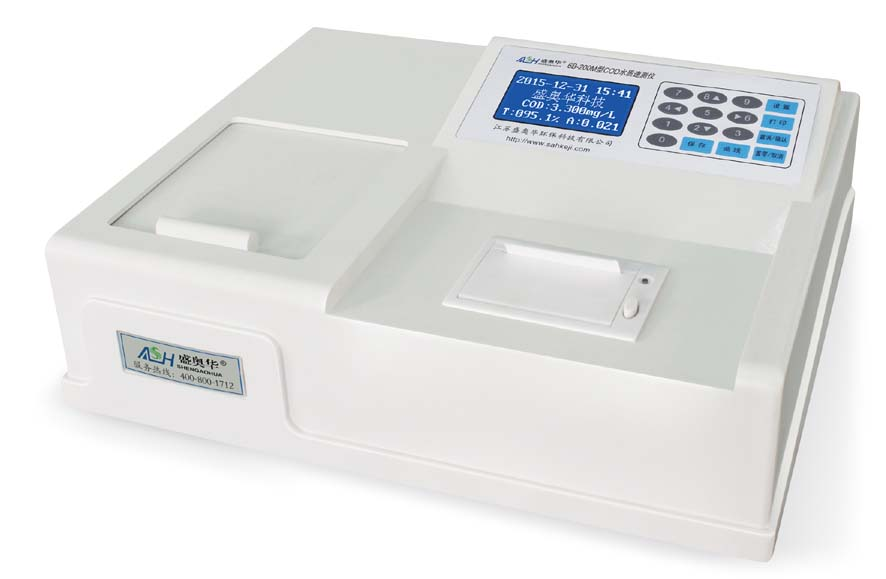 江苏盛奥华COD锰法测定仪6B-200M