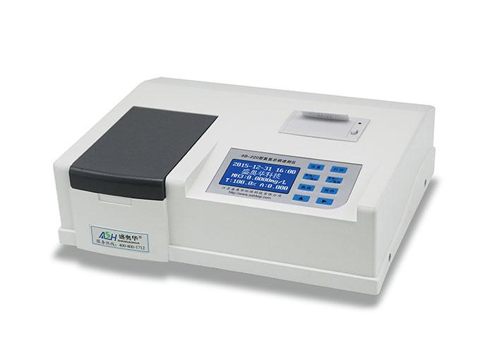 江苏盛奥华氨氮/总磷测定仪6B-220