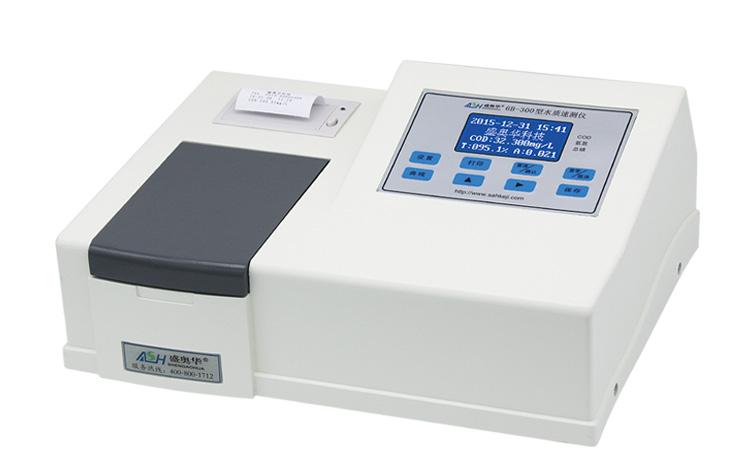 江苏盛奥华三参数速测仪6B-300