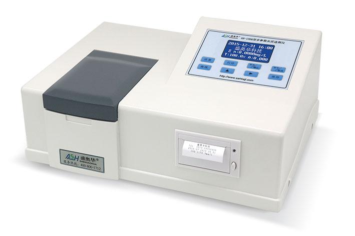 江苏盛奥华水质多参数测定仪6B-1000